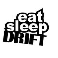 Eat, Sleep, ...?